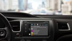 Jövőre jöhetnek az első CarPlay-es Toyoták kép