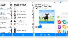 Facebook Messenger már Windows Phone-ra is kép