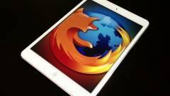 Nem lesz Windows 8-as és iOS-es Firefox kép