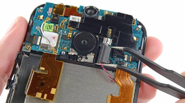 Maximum vért izzadva javítható az új HTC One kép