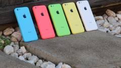 Kivonhatják a forgalomból az iPhone 5C-t kép