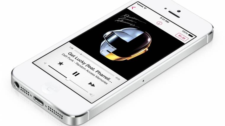 Külön appot kaphat az iOS 8-ban az iTunes Radio kép