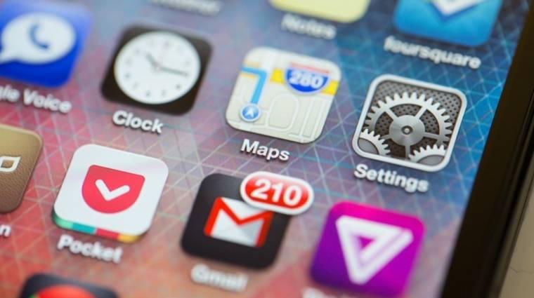 Sokat fejlődhet az Apple térképe kép