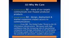 Betört a Huawei hálózatába az NSA? kép