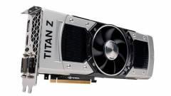 2999 dollárba kerül az NVIDIA GeForce Titan Z kép