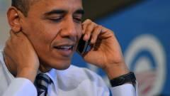Obama BlackBerryről Androidra válthat kép