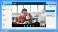 Már az Outlookból is használható a Skype kép