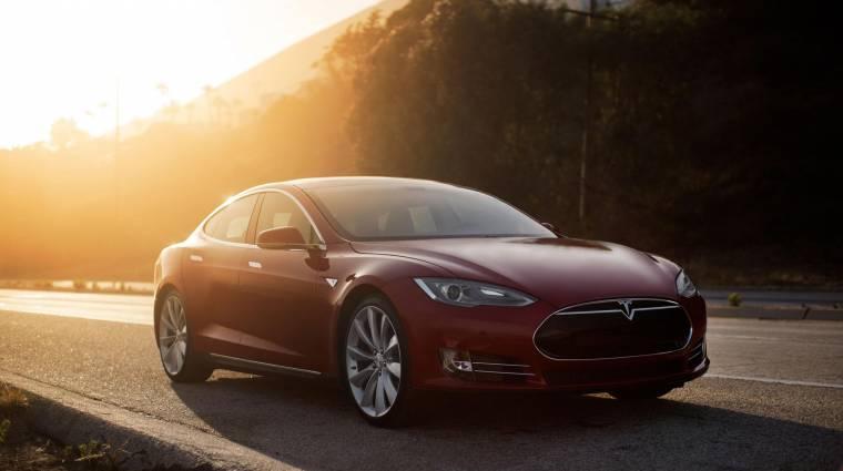 Betiltotta New Jersey a Tesla autók közvetlen árusítását kép