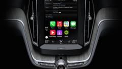 A régi Mercedesekben is lesz Apple CarPlay kép