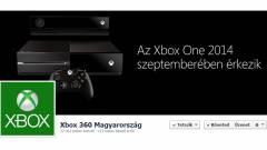 Szeptemberben jön hazánkba az Xbox One kép