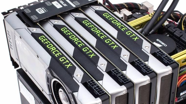 Jövő héttől elérhető a GeForce GTX TITAN-Z kép