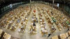 Egy nap alatt kézbesítené a megrendeléseket az Amazon kép