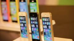 A földbe döngölte az Androidot az iPhone 5S kép
