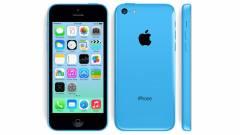 Magyarországon is kapható a 8 gigás iPhone 5c kép