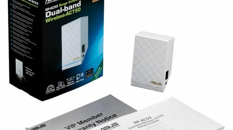 Így növelhető a Wi-Fi-hálózatunk az ASUS hatótávnövelőjével kép