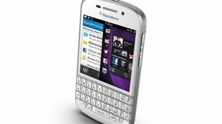 Blackberry: nincs kizárva a mobilos részleg kaszája kép