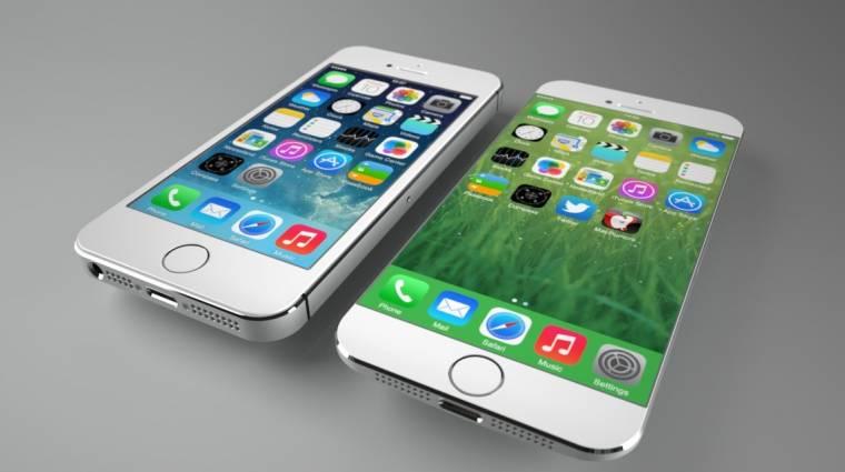 Kínában már az iPhone 6-ot várják kép