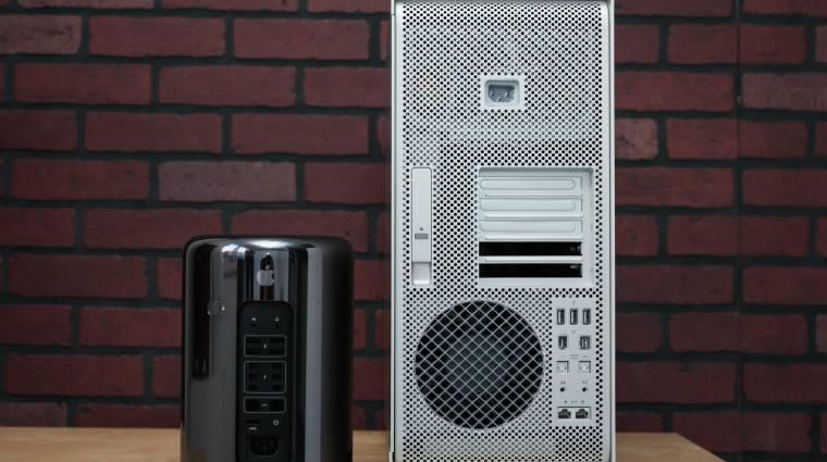 Kedvező áron tuningolható a Mac Pro kép