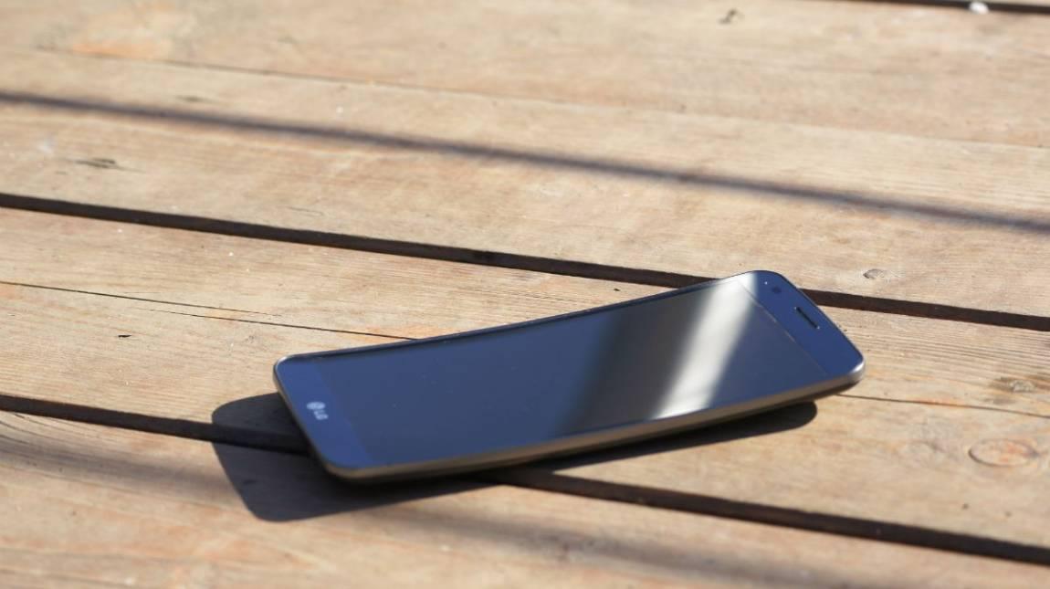 LG G Flex teszt: Adja az ívet kép