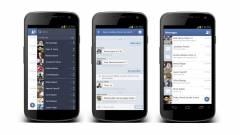 Kikerül a chat a mobilos Facebook kliensekből kép