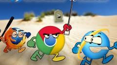A Firefox nyakára lépett a Chrome kép