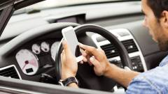 Az Apple betiltaná az üzenetküldést vezetés közben kép