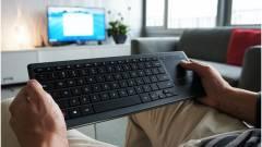 Touchpad is került a Logitech billentyűzetébe kép