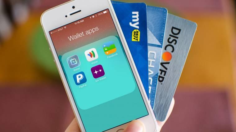 A Paypal babérjaira törne az Apple kép