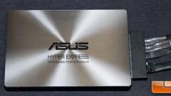 Szupergyors SSD az ASUS-tól kép