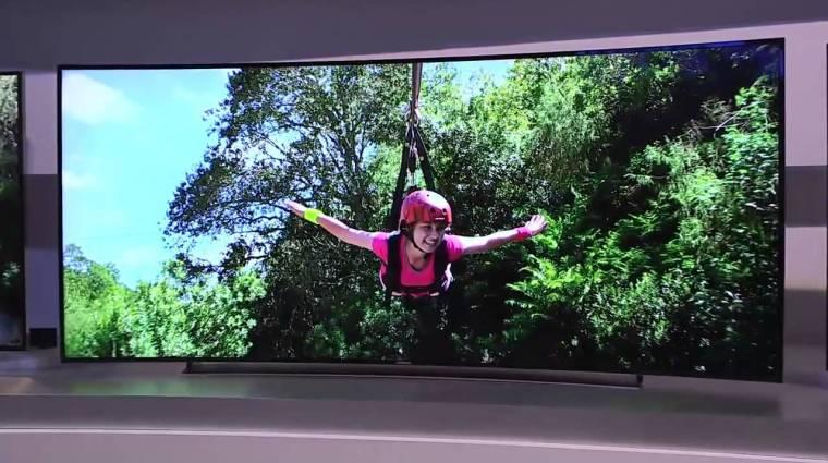 4K-s filmeket osztogat a Samsung kép