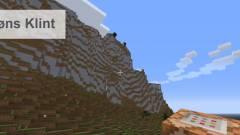 Bejárható egész Dánia a Minecraftben kép