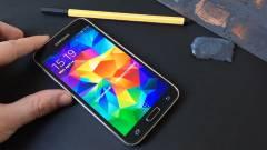 Nem biztonságos a Samsung Galaxy S5 ujjlenyomat-olvasója kép