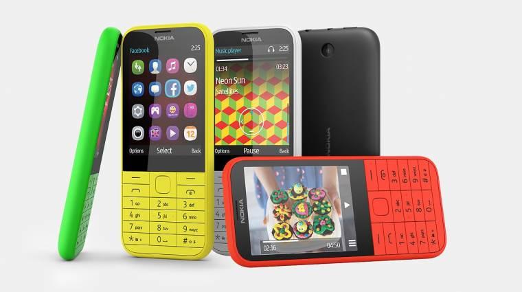 39 eurós alapmobillal állt elő a Nokia kép