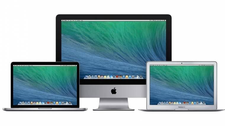 Bárki tesztelheti a Mac OS X 10.9.3 bétáját kép