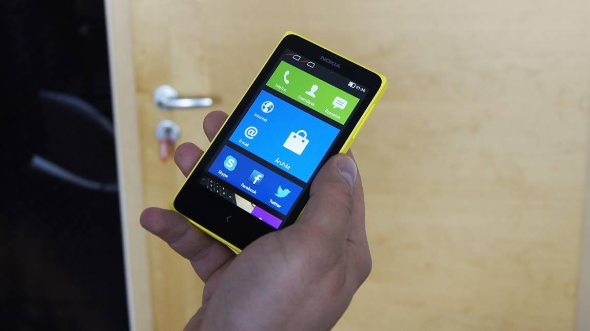 Nokia X Dual SIM teszt - Android más bőrben kép