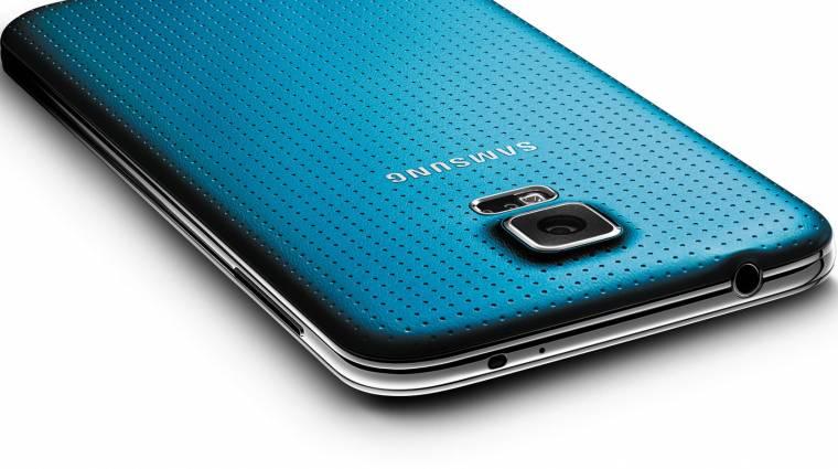 Már az első napján tarolt a Samsung Galaxy S5 kép