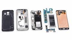 iFixit: javítható a Samsung Galaxy S5 kép