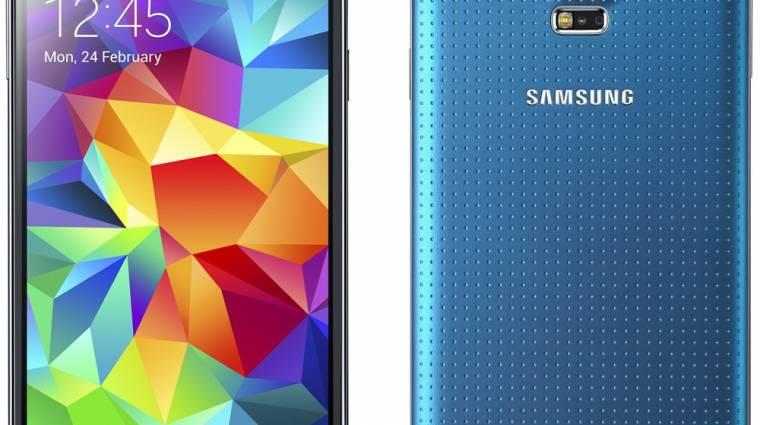 Megőrülünk a Samsung Galaxy S5-ért kép