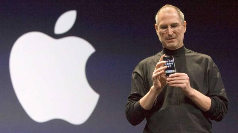 Steve Jobs lett az elmúlt 25 év legbefolyásosabb vezére kép