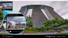 Már időutazást is kínál a Google Street View kép