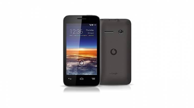 Újabb filléres okostelefon a Vodafone-tól kép