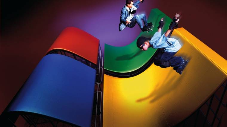 Ég veled, Windows XP! kép