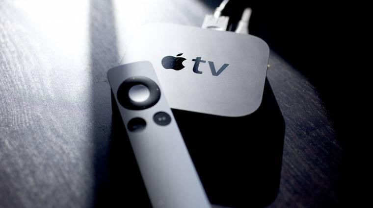 Többé nem hobbi az Apple TV kép