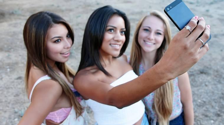 Az iPhone teszi az embert kép