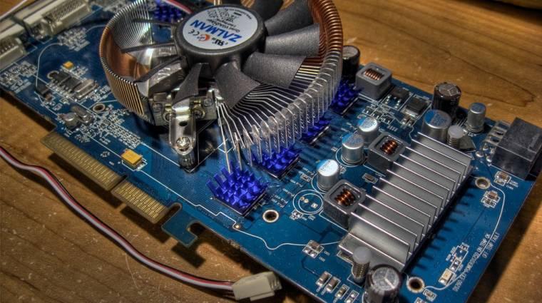 Energiatakarékos Radeon videokártyák a horizonton kép