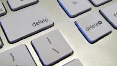 Online űrlap a Google adattörlési kérelmeihez kép