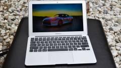 Lassabb lett az új MacBook Air SSD-je kép