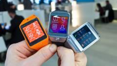 Tarol az okosórák piacán a Samsung kép