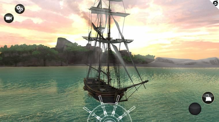 Meggyőző WebGL játékdemó a Microsofttól kép
