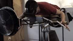 Madárszimulátorral erősít az Oculus Rift kép